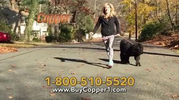 Copper 1 Knee Strap TV Spot, 'Relief From Knee Pain' - Thumbnail 3