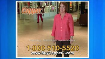 Copper 1 Knee Strap TV Spot, 'Relief From Knee Pain' - Thumbnail 4