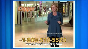 Copper 1 Knee Strap TV Spot, 'Relief From Knee Pain' - Thumbnail 5