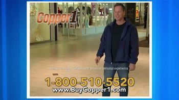 Copper 1 Knee Strap TV Spot, 'Relief From Knee Pain' - Thumbnail 6