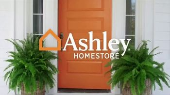 Ashley HomeStore Columbus Day Sale TV Spot, 'Final Week: 30 Percent & Sofa' Song by Midnight Riot - Thumbnail 1