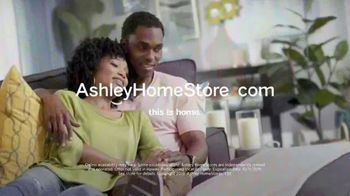 Ashley HomeStore Columbus Day Sale TV Spot, 'Final Week: 30 Percent & Sofa' Song by Midnight Riot - Thumbnail 10