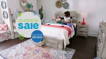Ashley HomeStore Columbus Day Sale TV Spot, 'Final Week: 30 Percent & Sofa' Song by Midnight Riot - Thumbnail 3