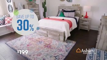 Ashley HomeStore Columbus Day Sale TV Spot, 'Final Week: 30 Percent & Sofa' Song by Midnight Riot - Thumbnail 5