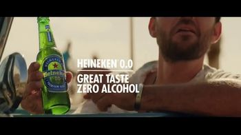 Heineken 0.0 TV Spot, 'Now You Can: Parking' Song by The Isley Brothers