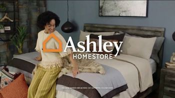 Ashley HomeStore Columbus Day Sale TV Spot, 'Mattresses, Dining Sets' Song by Midnight Riot - Thumbnail 9