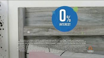 Ashley HomeStore Columbus Day Sale TV Spot, 'Mattresses, Dining Sets' Song by Midnight Riot - Thumbnail 3