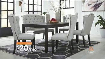 Ashley HomeStore Columbus Day Sale TV Spot, 'Mattresses, Dining Sets' Song by Midnight Riot - Thumbnail 5