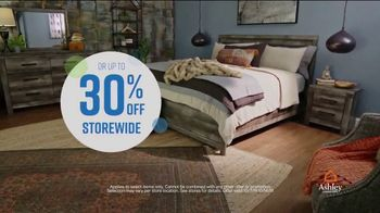 Ashley HomeStore Columbus Day Sale TV Spot, 'Mattresses, Dining Sets' Song by Midnight Riot - Thumbnail 8