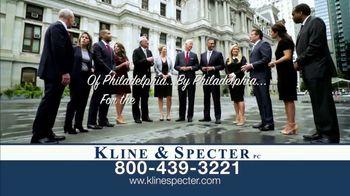 Kline & Specter TV Spot, 'Hometown Team' - Thumbnail 10
