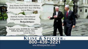 Kline & Specter TV Spot, 'Hometown Team' - Thumbnail 3