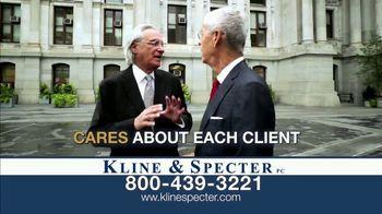 Kline & Specter TV Spot, 'Hometown Team' - Thumbnail 5