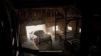 Chevrolet TV Spot, 'Cuatro años consecutivos' [Spanish] [T1]