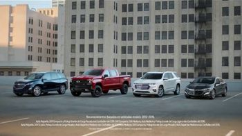 Chevrolet TV Spot, 'Cuatro años consecutivos' [Spanish] [T1] - Thumbnail 9
