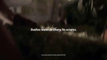 Chevrolet TV Spot, 'Cuatro años consecutivos' [Spanish] [T1] - Thumbnail 2
