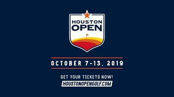 The Houston Open TV Spot, 'Come for the Golf' - Thumbnail 10