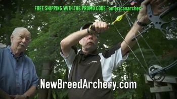 New Breed Archery TV Spot, 'Dependable' Featuring Tom Nelson - Thumbnail 2