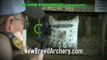 New Breed Archery TV Spot, 'Dependable' Featuring Tom Nelson - Thumbnail 4