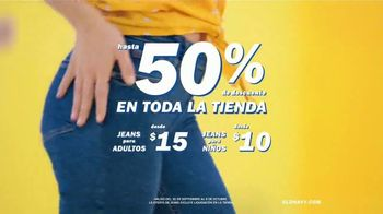 Old Navy TV Spot , 'Entona tu look de verano: jeans para adultos y niños' cancion de Kaskade [Spanish] - Thumbnail 3