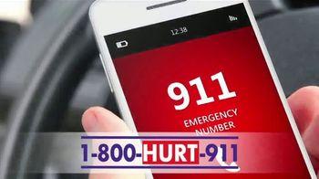 Hurt 911 TV Spot, 'Five Reasons to Call' - Thumbnail 6