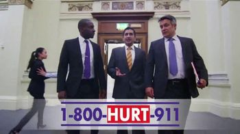Hurt 911 TV Spot, 'Five Reasons to Call' - Thumbnail 3