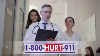 Hurt 911 TV Spot, 'Five Reasons to Call' - Thumbnail 4