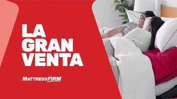 Mattress Firm La Gran Venta TV Spot, 'Firma, ahorra y duerme' [Spanish] - Thumbnail 6