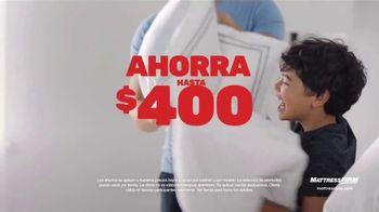 Mattress Firm La Gran Venta TV Spot, 'Firma, ahorra y duerme' [Spanish] - Thumbnail 2