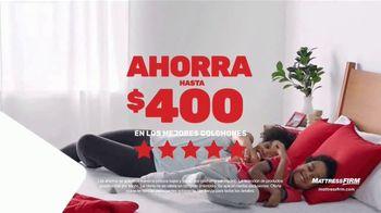 Mattress Firm La Gran Venta TV Spot, 'Firma, ahorra y duerme' [Spanish] - Thumbnail 3