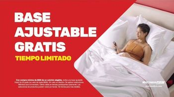 Mattress Firm La Gran Venta TV Spot, 'Firma, ahorra y duerme' [Spanish] - Thumbnail 4