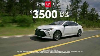 Toyota TV Spot, 'Cars That Dominate the Road' [T2] - Thumbnail 10