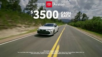 Toyota TV Spot, 'Cars That Dominate the Road' [T2] - Thumbnail 9