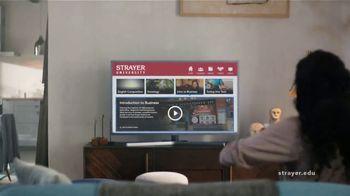 Strayer University TV Spot, 'Binge Learning'