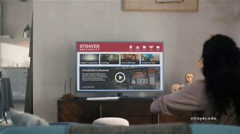 Strayer University TV Spot, 'Binge Learning'