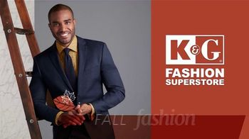 K&G Fashion Superstore Fall Fashion Event TV Spot, 'Suit Separates, Suits and Dress Shirts' - Thumbnail 1