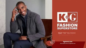 K&G Fashion Superstore Fall Fashion Event TV Spot, 'Suit Separates, Suits and Dress Shirts' - Thumbnail 8