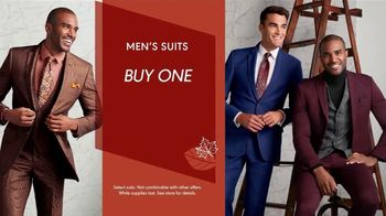 K&G Fashion Superstore Fall Fashion Event TV Spot, 'Suit Separates, Suits and Dress Shirts' - Thumbnail 4