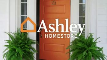 Ashley HomeStore Columbus Day Mattress Sale TV Spot, 'Final Week: $31' Song by Midnight Riot - Thumbnail 1
