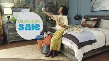 Ashley HomeStore Columbus Day Mattress Sale TV Spot, 'Final Week: $31' Song by Midnight Riot - Thumbnail 2