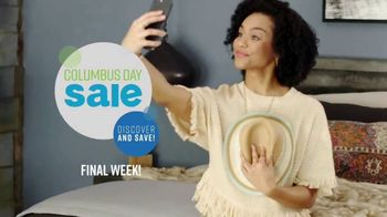 Ashley HomeStore Columbus Day Mattress Sale TV Spot, 'Final Week: $31' Song by Midnight Riot
