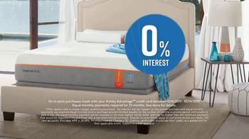 Ashley HomeStore Columbus Day Mattress Sale TV Spot, 'Final Week: $31' Song by Midnight Riot - Thumbnail 4