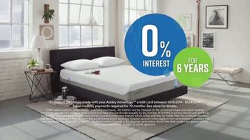 Ashley HomeStore Columbus Day Mattress Sale TV Spot, 'Final Week: $31' Song by Midnight Riot - Thumbnail 5