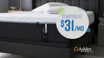 Ashley HomeStore Columbus Day Mattress Sale TV Spot, 'Final Week: $31' Song by Midnight Riot - Thumbnail 7