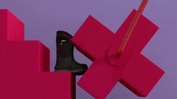 Bogs Seamless Boots TV Spot, 'Testing Machine' - Thumbnail 5