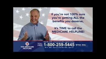 The Medicare Helpline TV Spot, 'It's Time'
