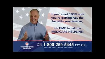 The Medicare Helpline TV Spot, \'It\'s Time\'