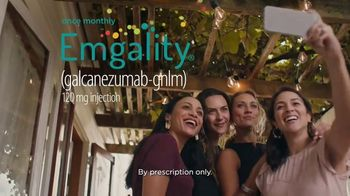 Emgality TV Spot, 'Garden Party: $0' - Thumbnail 5