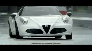 Alfa Romeo TV Spot, 'Revel in Speed: I Am' [T2]