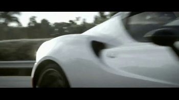 Alfa Romeo TV Spot, 'Revel in Speed: I Am' [T2] - Thumbnail 7
