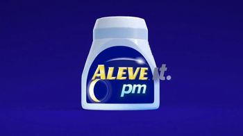 Aleve PM TV Spot, 'Magic Mornings Happen'